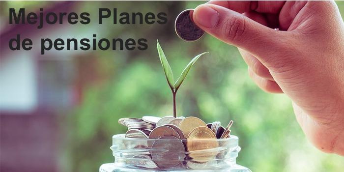 Mejores planes de pensiones baratos