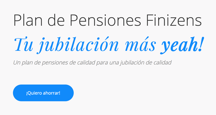 Plan de pensiones low cost