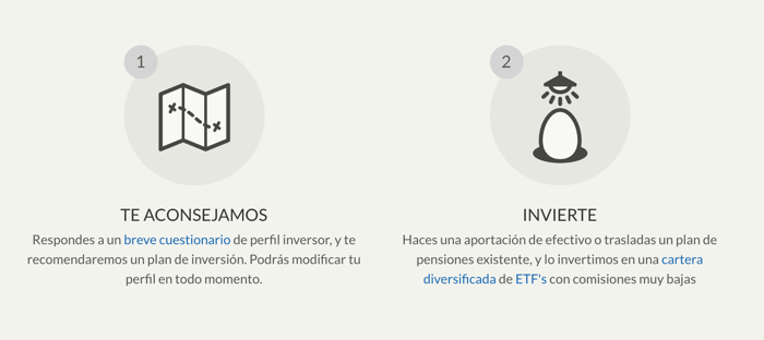 Plan de pensiones bajo coste Indexa Capital