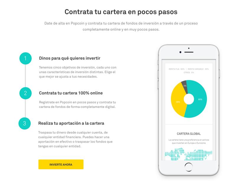 Cómo abrir una cuenta en Popcoin