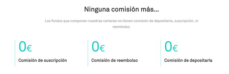 Popcoin no tiene comisiones