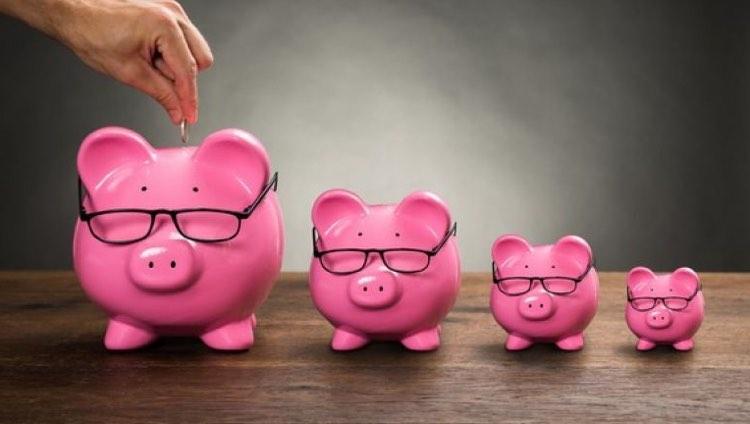 Definición de interés simple en una inversión.