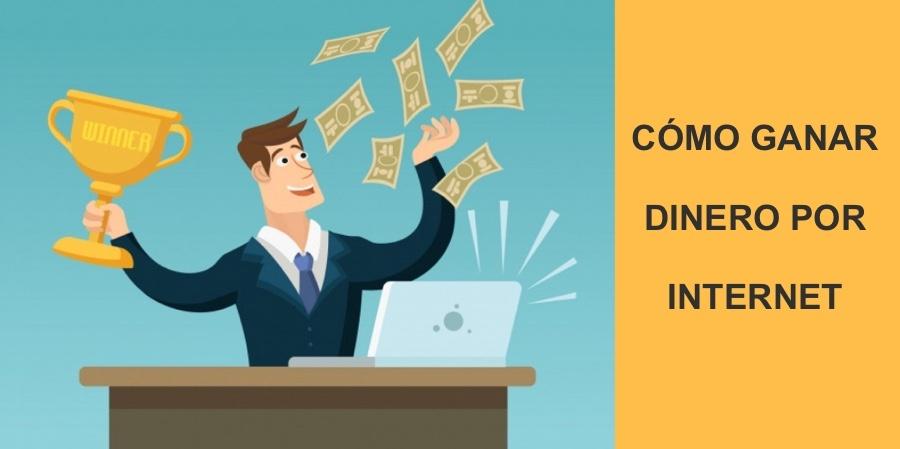 Cómo ganar dinero por internet fácil