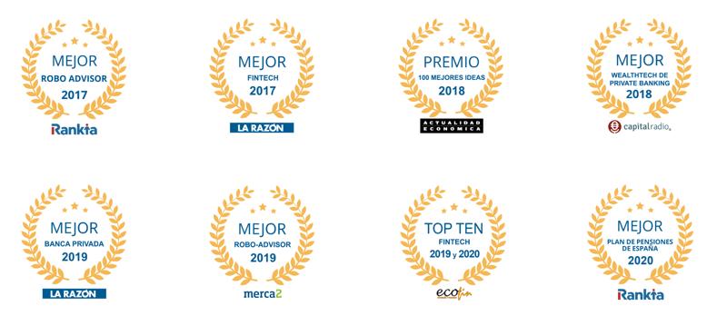 Premios de Finizens